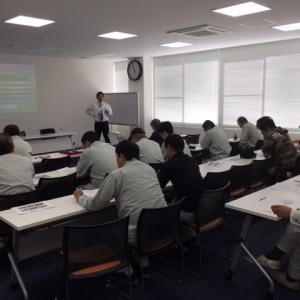 防災訓練&安全運転講習会